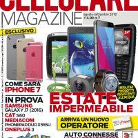 Cellulare Magazine agosto settembre 2016
