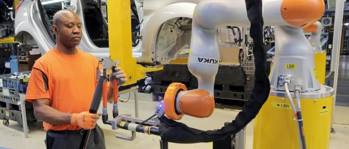 Ford rivoluzione industriale 4.0
