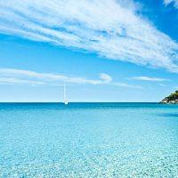 Il mare dell'Elba
