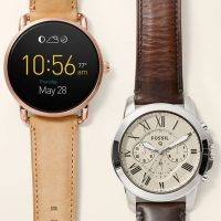 Smartwatch Android Wear di Fossil Q