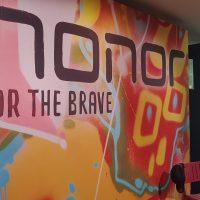 Honor 8 presentazione Parigi foto 3