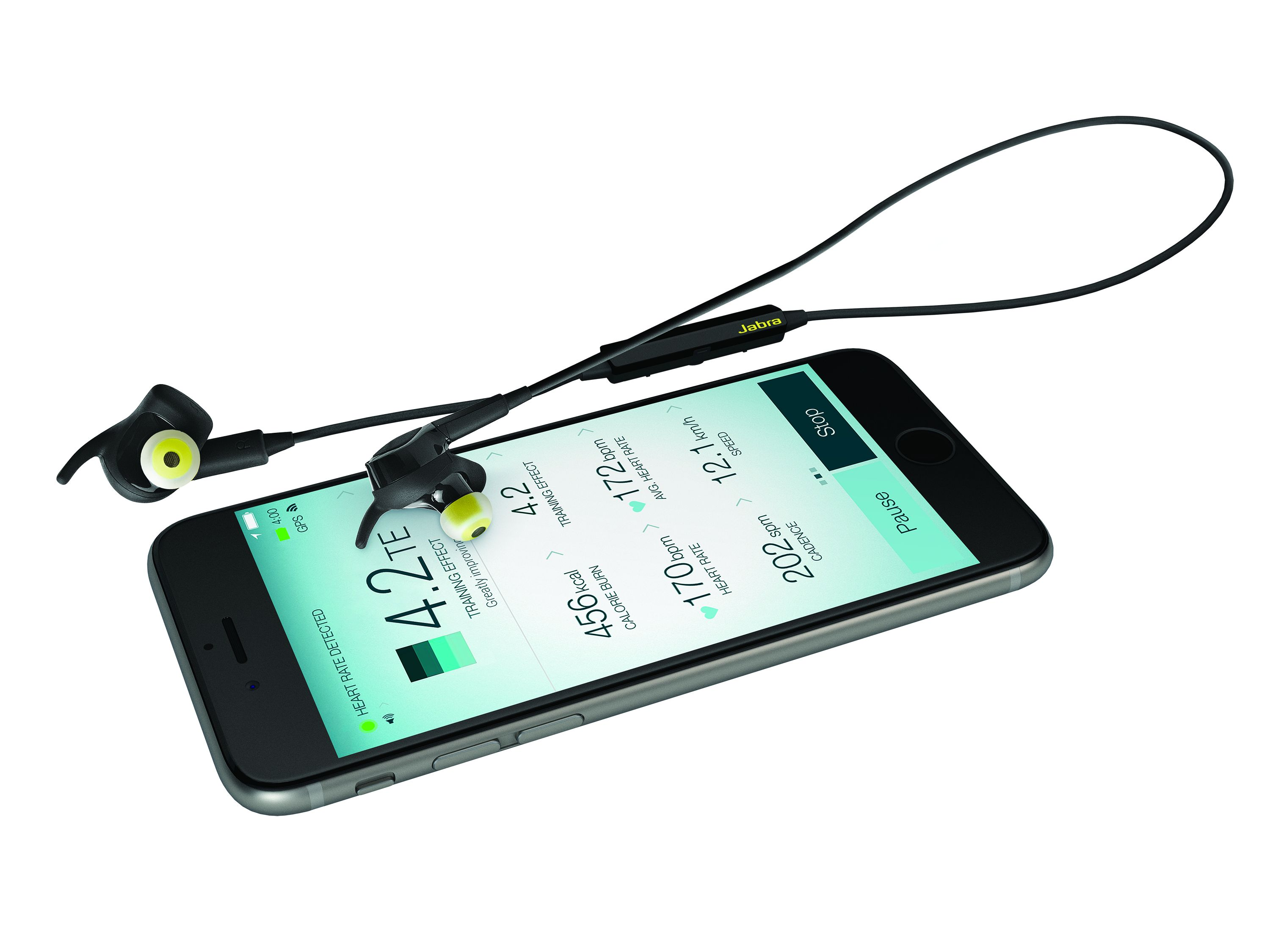 Jabra Sport Pulse SE phone app