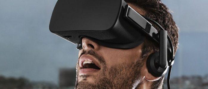 UScita oculus rift