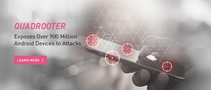 QuadRooter, un set di falle mette a repentaglio la sicurezza di Android