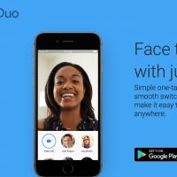 Google Duo app videochiamate gratis