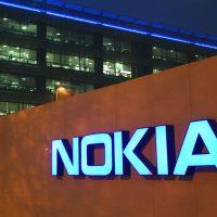 Logo del quartiere genere degli smartphone Nokia con Android