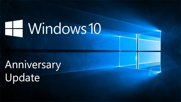 Windows 10 Anniversary Edition
