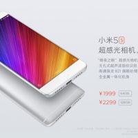 Xiaomi Mi 5s foto 2