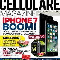 cellulare magazine ottobre 2016