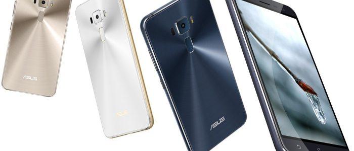 ASus ZenFone 3 colori