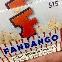 Facebook biglietto cinema