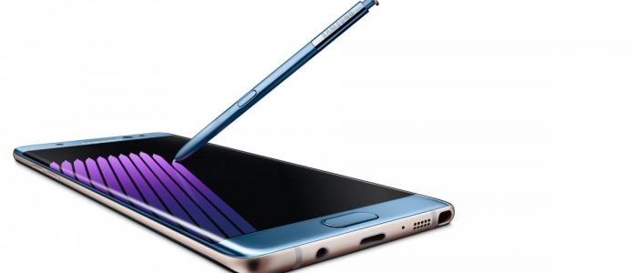 Il Samsung Galaxy Note 7