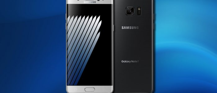 Samsung Galaxy Note 7 vendite