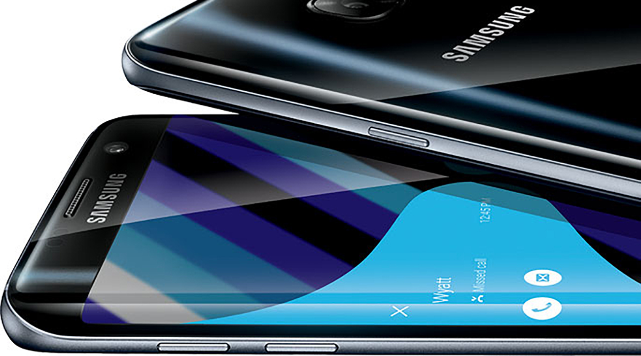 Samsung Galaxy S7 Edge e il display dual edge