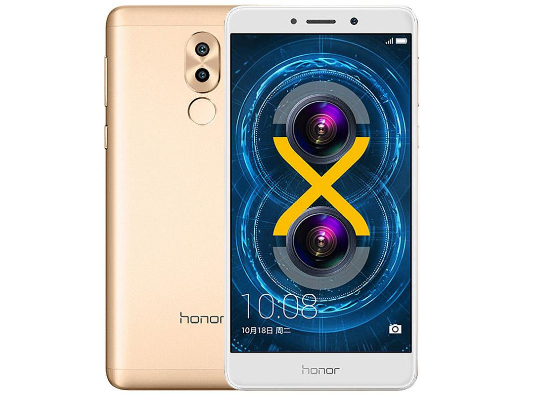 Honor 6x gold