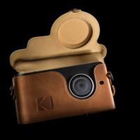 Custodia in pelle Kodak Ektra 1