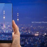 Xiaomi Mi Mix concpet 1