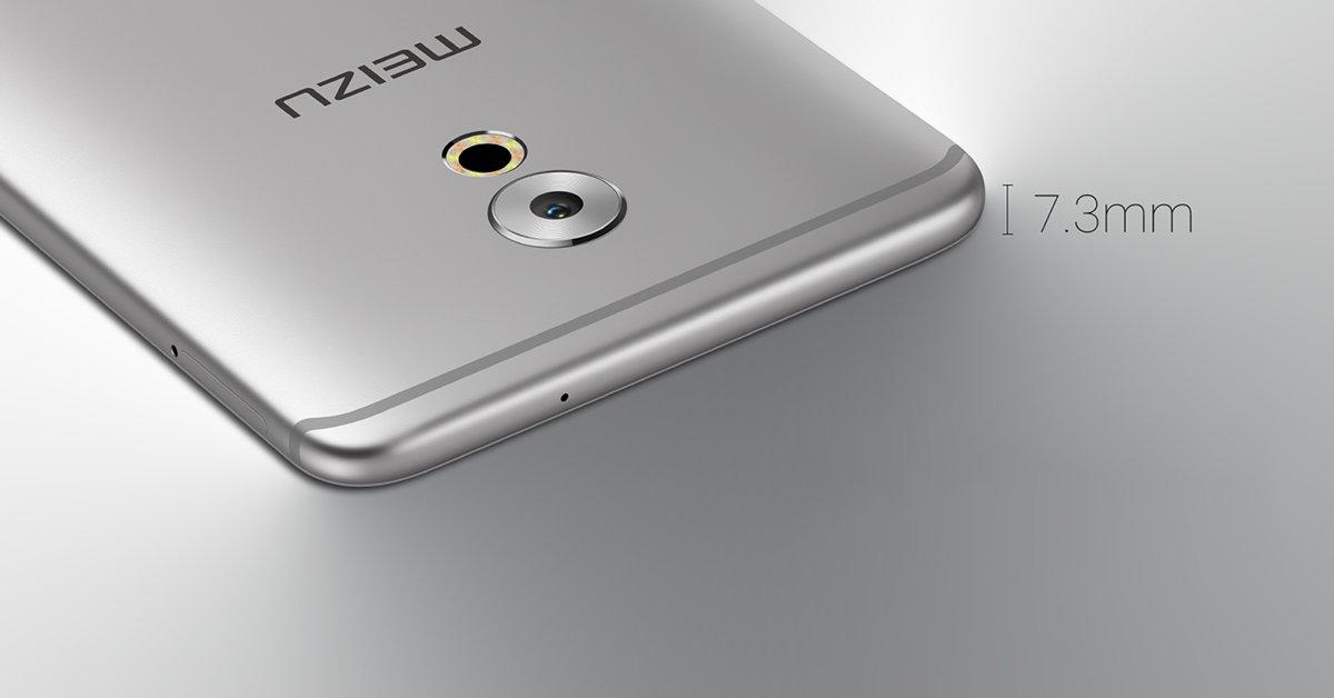 meizu Pro 6 Plus silver