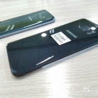 Galaxy S7 Edge Onyx Black lucido
