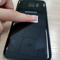 Galaxy S7 Edge Onyx Black lucido foto 4