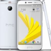 HTC Bolt bianco
