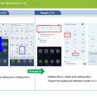 Nougat su Galaxy S7 novità 5