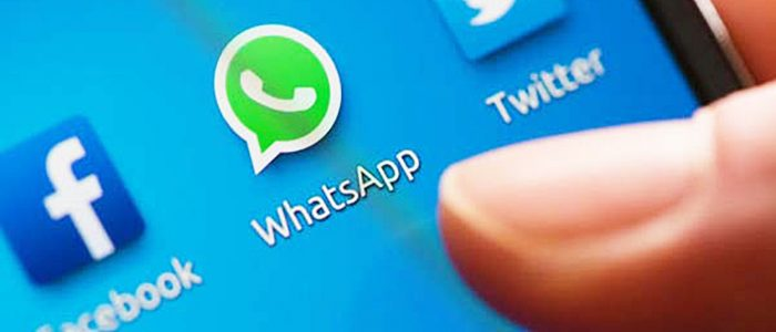 app di Facebook e WhatsApp