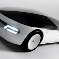 Un prototipo di Apple Car