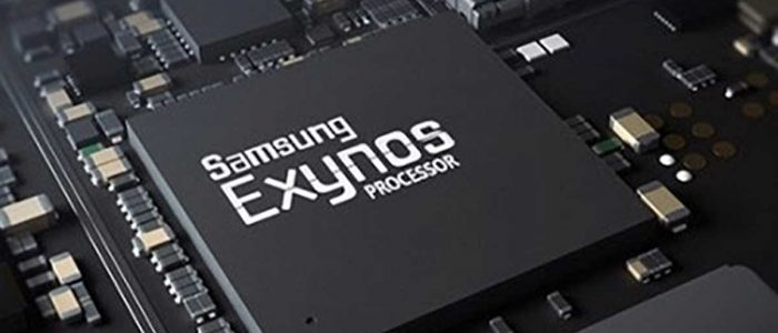Processore 7 nm samsung