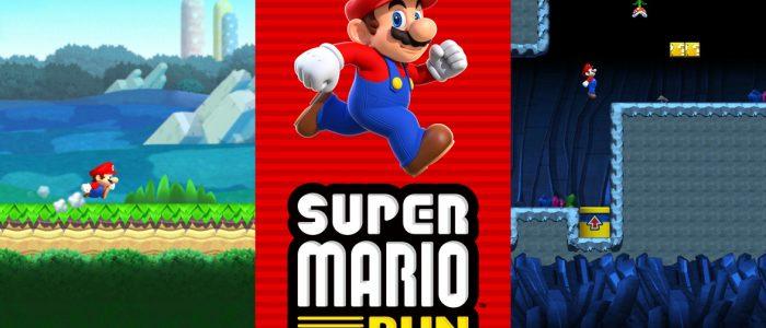 Super Mario Run uscita Android