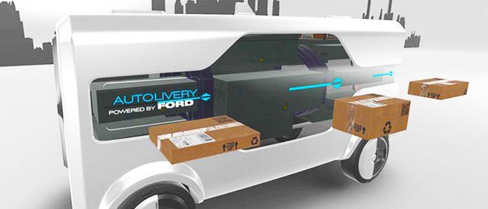 Autolivery di Ford