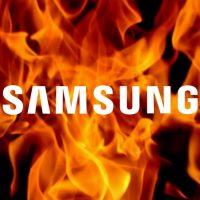 Samsung Incendio