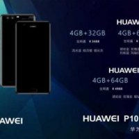 Huawei p10 e p10 plus specifiche