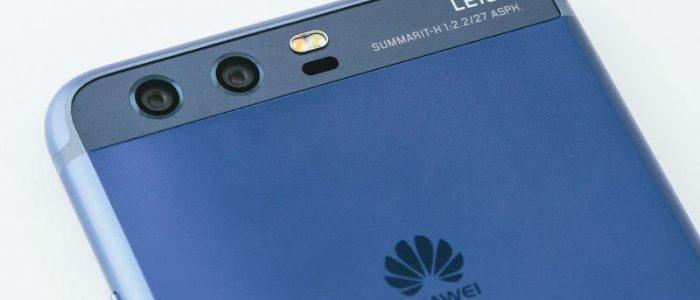 Huawei p10 fotocamera