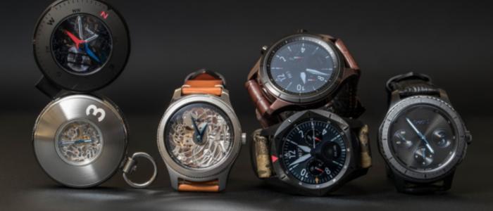 Gear S3 smartwatch concept