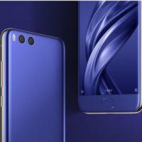 Xiaomi Mi 6 foto 2