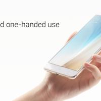 Xiaomi Mi Max 2 design