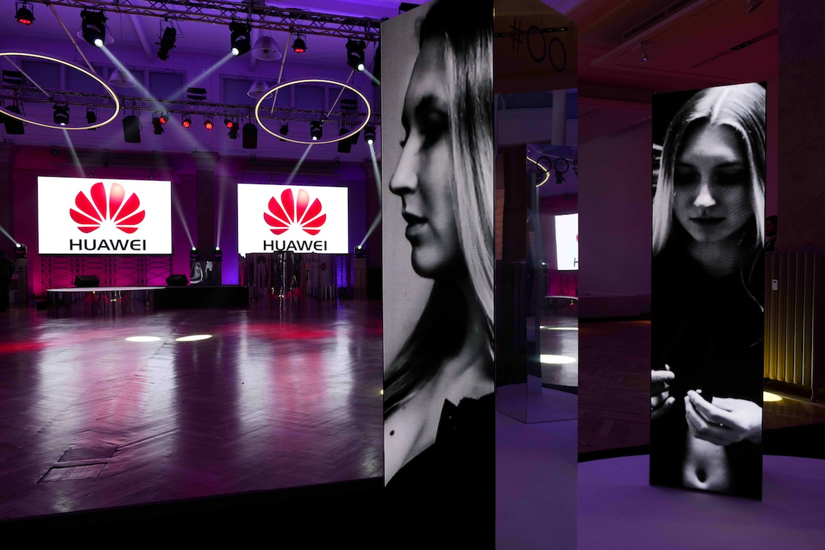 Huawei evento 23 maggio