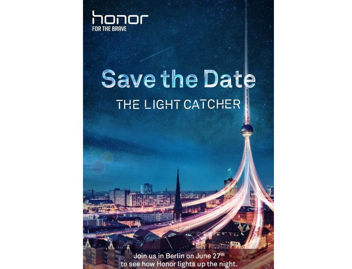 Honor 9 presentazione