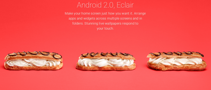 Android 2.1 Eclair