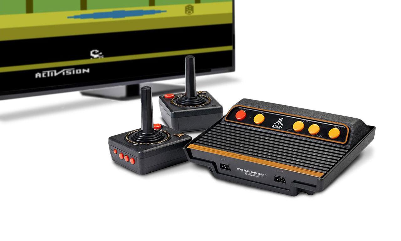 Atari Flashback 8 Gold: