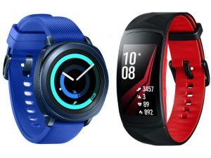 Samsung Gear Sport e Fit 2 Pro
