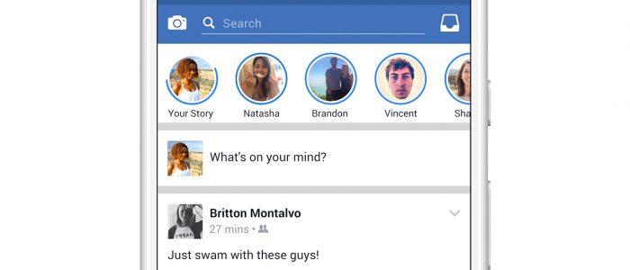 Facebook News Feed aggiornamento