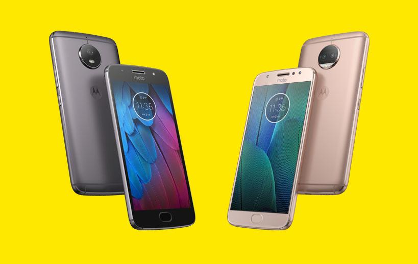 Moto G5s e Moto G5s Plus ufficiali