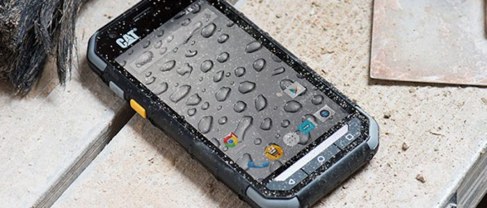 Smartphone Rugged Cat