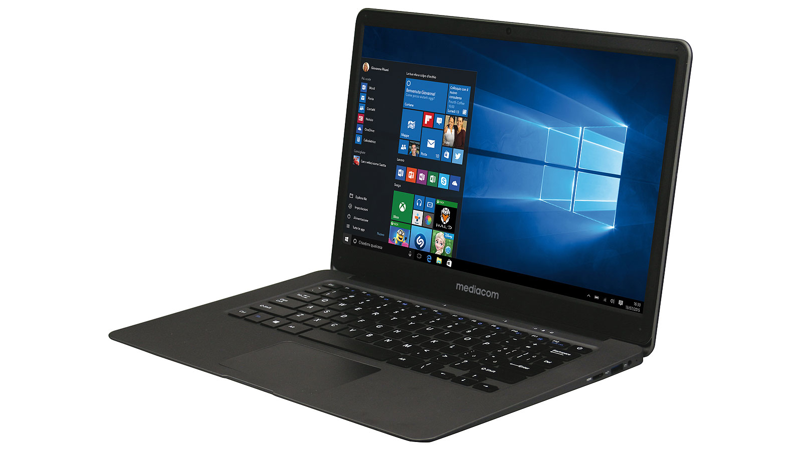 Mediacom laptop