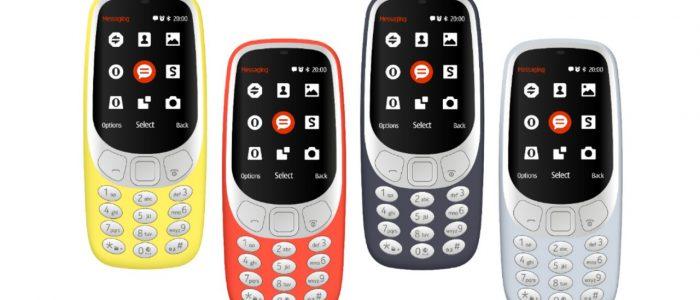 Nokia 3310 4g