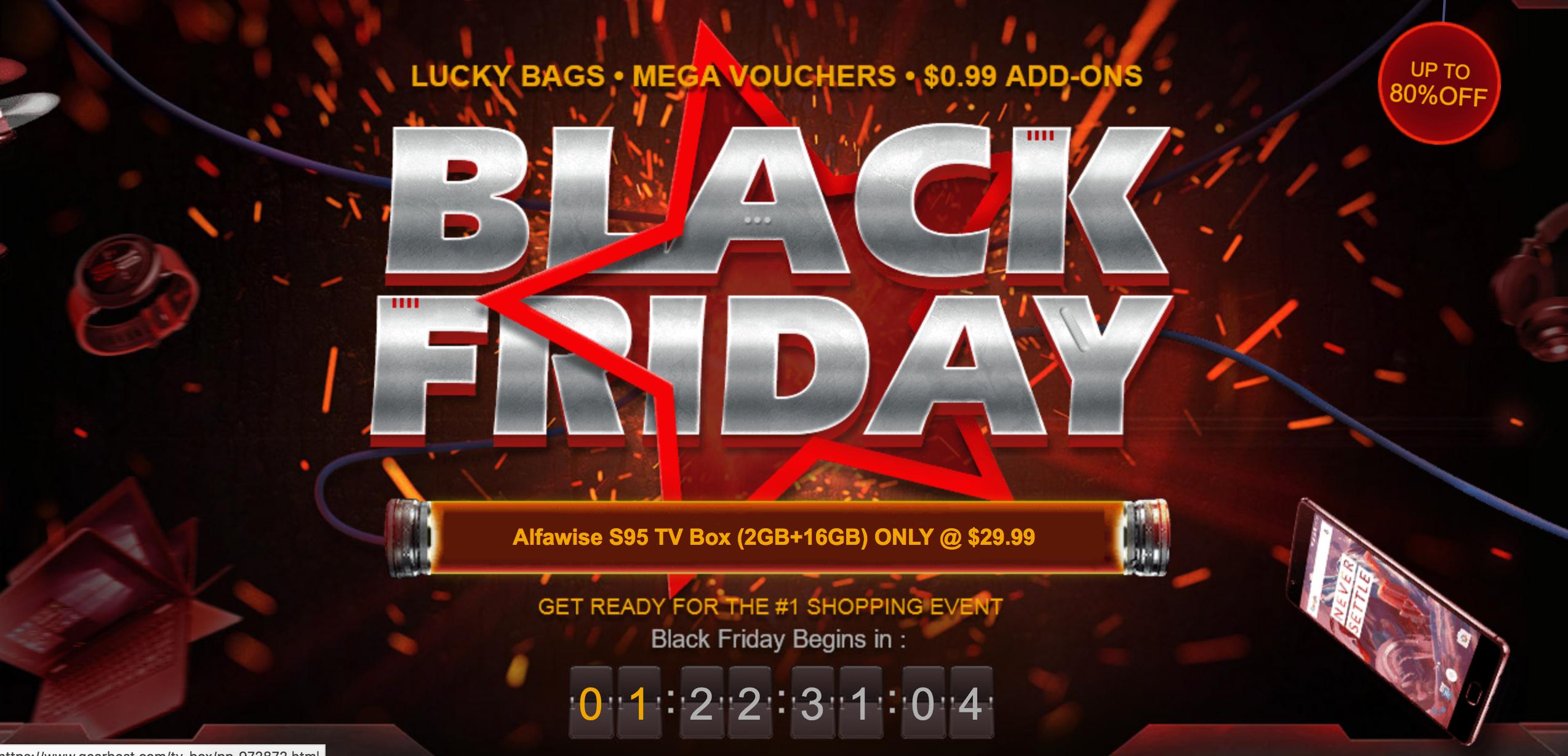 Black Friday Gear Best