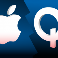 Apple Qualcomm