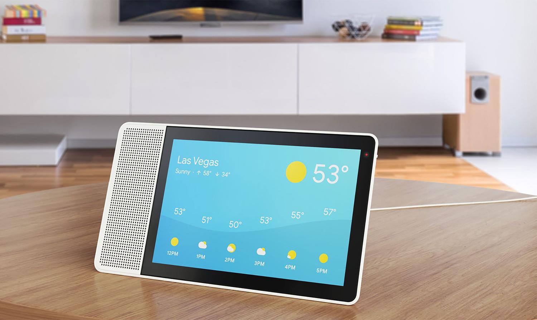 GOogle assistant su smart display